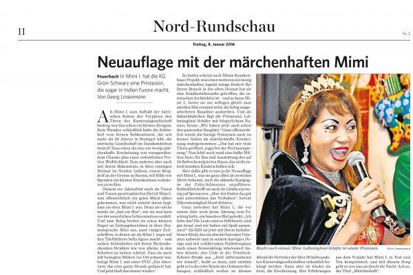 Stuttgarter Zeitung 2016