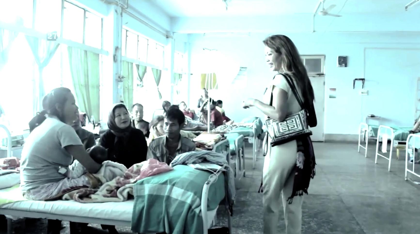 Hilfe im Krankenhaus
